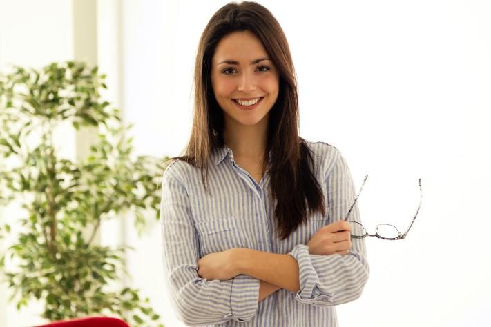 女性 オフィス