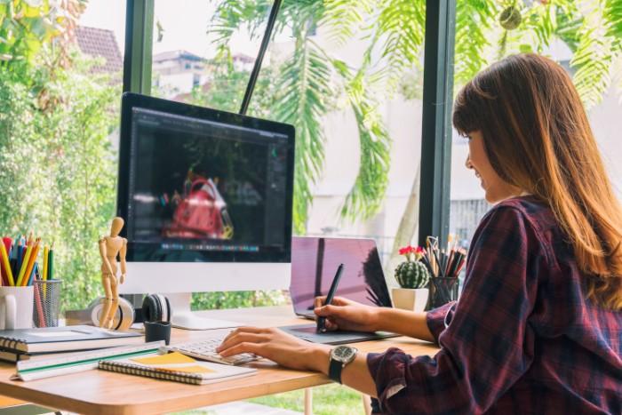 【Webデザイナー】転職で使えるポートフォリオの作り方