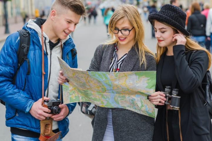 観光業・旅行業界の職種と仕事内容についての画像